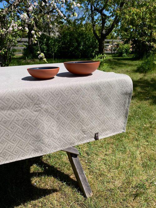 linen_tablecloth_pattern