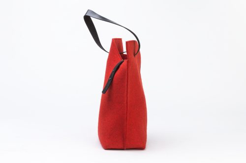 felt-totte-bag-leather-handle-red