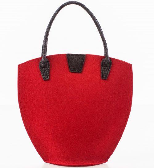 rounded-handbag-felt-red