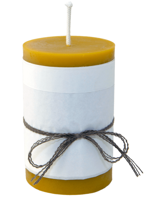 beeswax-candle-cylinder