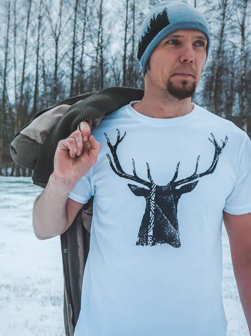 deer-white