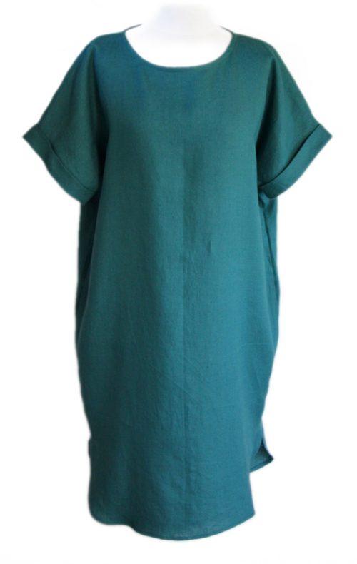 linen-dress-classic