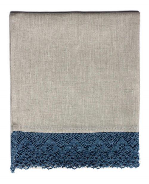 blue-lace-linen-towel