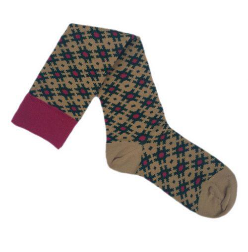 etno-socks-beige