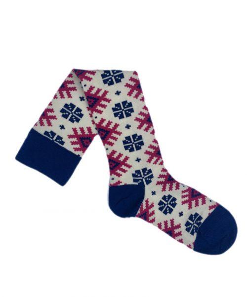 etno-socks-blue