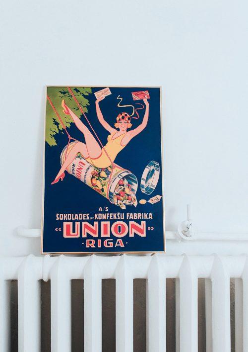 konfeksu-fabrikas-union-plakats