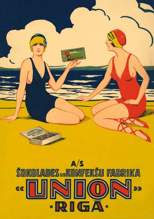 Seaside-treats-poster