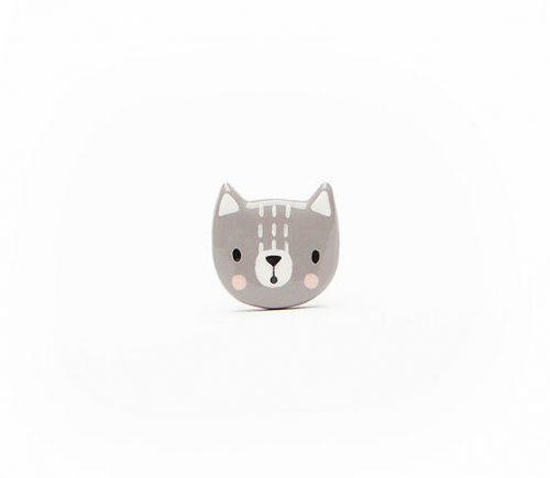 brooch-cat