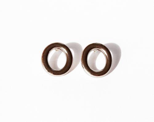 shiny-oval-earrings